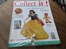 COLLECT IT SEP 1997 #3 MAGAZINE MCDONALDS CLARICE CLIFF TEDDY BEARS SPORTING
